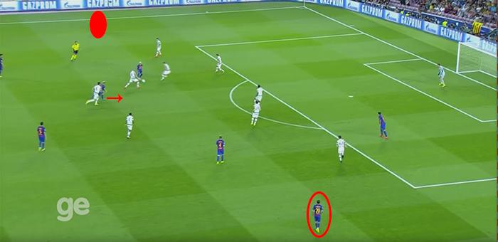 BLOG: Uma aula de como quebrar defesas com o Barcelona
