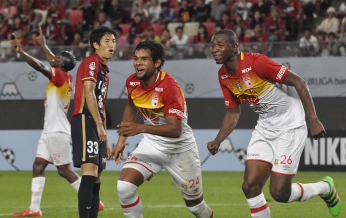 BLOG: Kashima Antlers segue em má fase e colombiano Santa Fe leva Copa Suruga