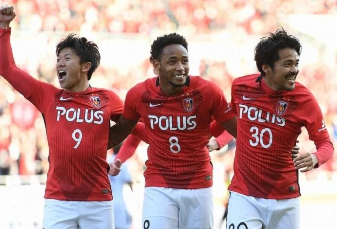BLOG: Urawa e Kashima se recuperam de estreia ruim na J-League; 4 times estão com 100%