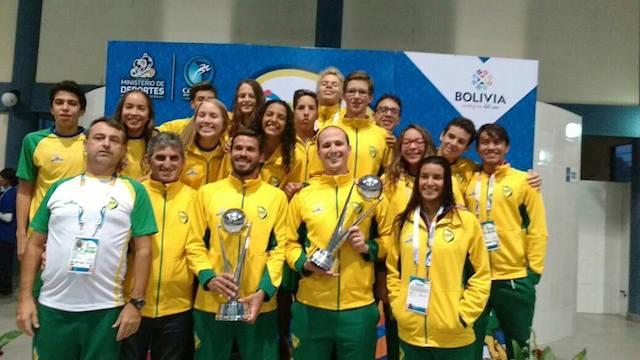 BLOG: Brasil vence Sul-Americano Escolar em tudo: pontos, medalhas e desclassificações