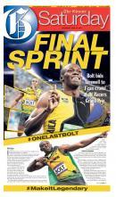 BLOG: A despedida de Usain Bolt na Jamaica