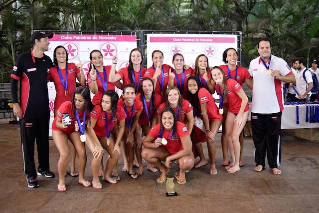 BLOG: Sucesso absoluto a Copa PAB de polo aquático