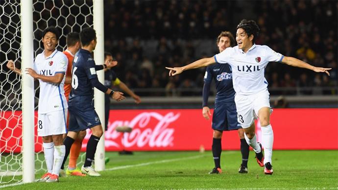 BLOG: Kanazaki sai do banco e faz o gol da virada do Kashima em estreia no Mundial