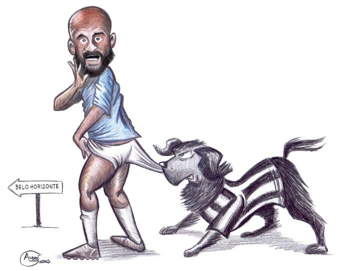 BLOG: Charge! Bruno Silva, Cruzeiro e o Botafogo