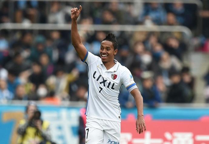 BLOG: Caio faz dois, Kashima vira em cima do Nagoya e volta a sonhar com título