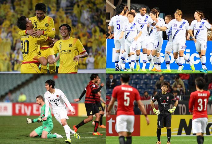 BLOG: ACL: Reysol se classifica, Gamba e Antlers se recuperam e Reds está eliminado