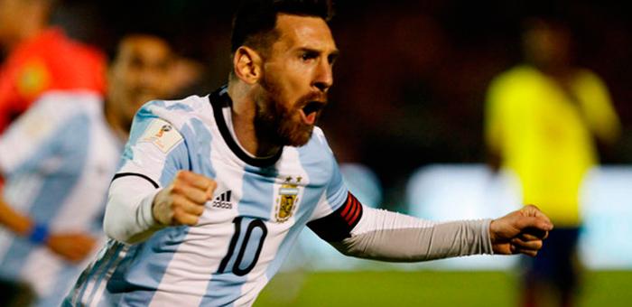 BLOG: Messi resolve, mas a Argentina leva problemas coletivos para a Rússia