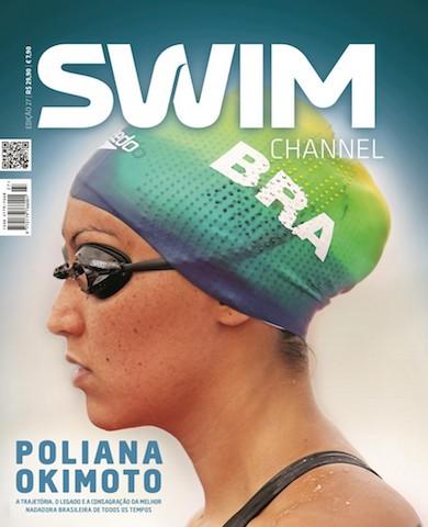BLOG: Uma nova era na Swim Channel estreando com nossa medalhista olímpica