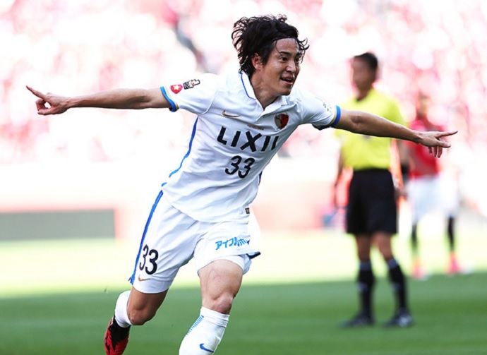 BLOG: Kanazaki marca, Kashima vence Urawa em Saitama (de novo) e assume liderança