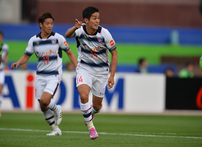 BLOG: Alvo do Chelsea, Muto coloca FC Tokyo na liderança da J1 pela 1ª vez em 10 anos