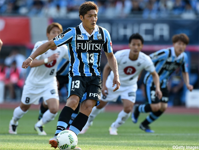 BLOG: Okubo faz dois, vira artilheiro e Kawasaki Frontale volta para o topo da J-League