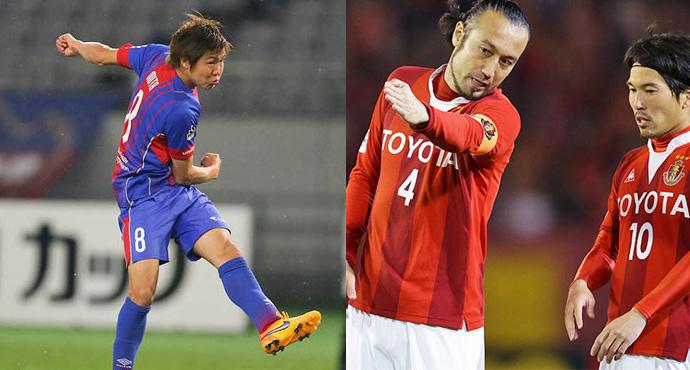 BLOG: Copa Nabisco: FC Tokyo assume ponta do Grupo A; Nagoya segue líder no B