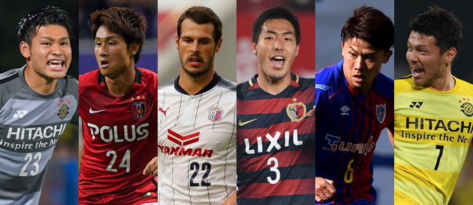 BLOG: A seleção do primeiro turno da J-League