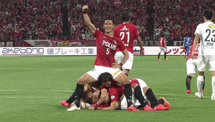 BLOG: 100% em casa, Urawa vence Kashima e fica perto de título do turno da J-League