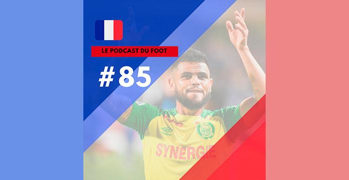 """BLOG: [Podcast] Lima e o terceiro ano na França: """"Nantes respira futebol"""""""