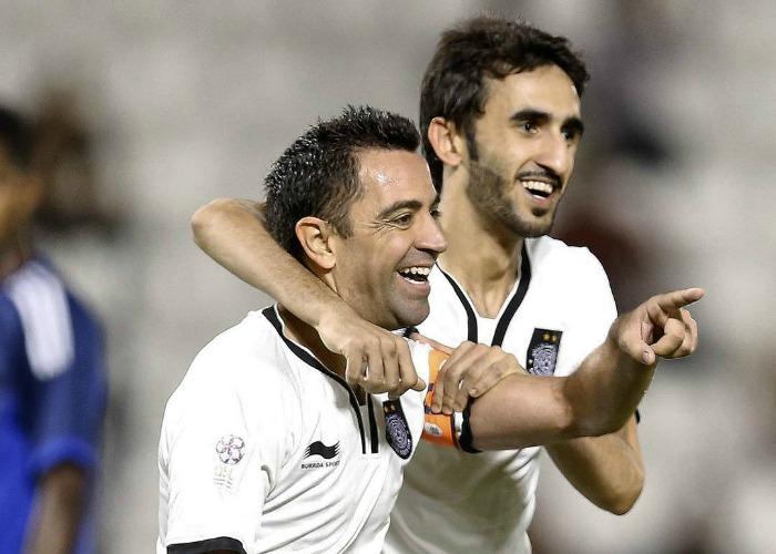 BLOG: Xavi garante vitória do Al Sadd, mas El Jaish mantém vantagem graças a ex-Coxa