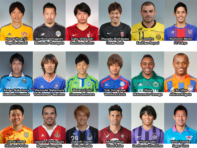 BLOG: Guia da J-League 2015