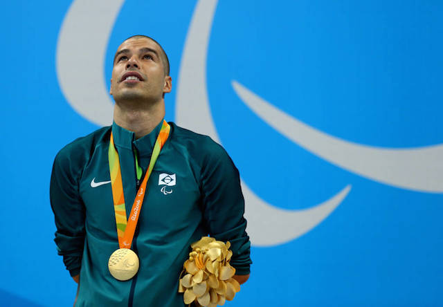 BLOG: Daniel Dias eleito o nadador paralímpico do ano pela Swimming World