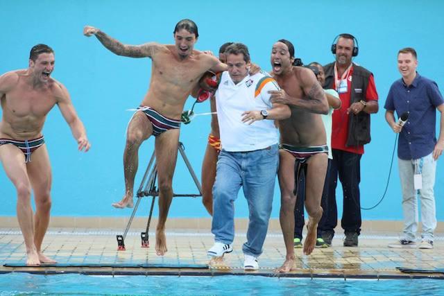 BLOG: Mergulho nos campeões!!!