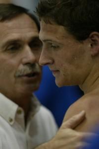 BLOG: Ryan Lochte de volta ao Gators com Coach Gregg Troy