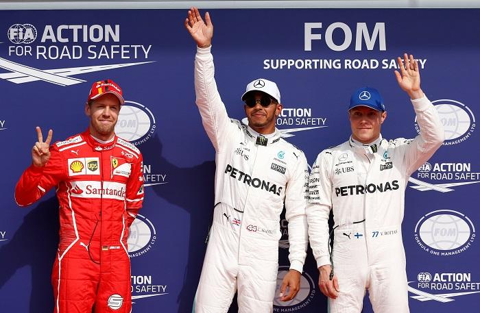 BLOG: Hamilton: pole histórica em Spa