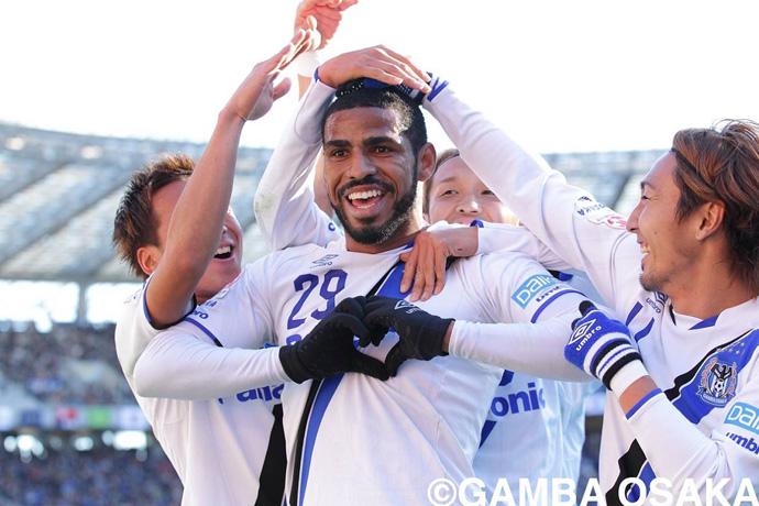 BLOG: Patric faz dois, Gamba Osaka supera Urawa e conquista Copa do Imperador