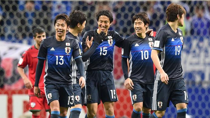 BLOG: Japão estreia nova formação e goleia Afeganistão em Eliminatórias Asiáticas