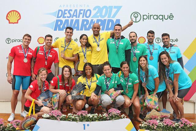 BLOG: Nunca foi tão fácil, Brasil é tetra do Raia Rápida