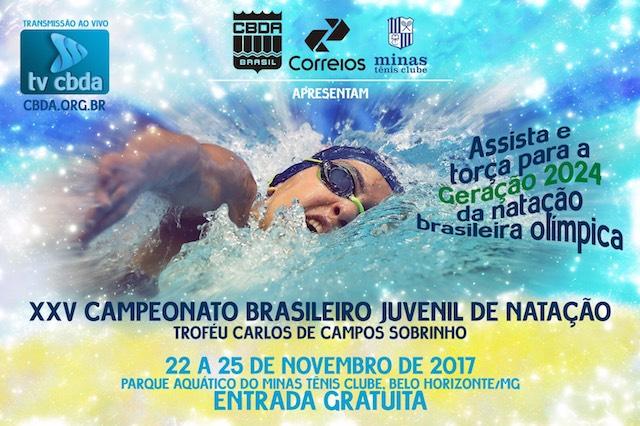 BLOG: Notícia boa: TV CBDA para o Brasileiro Juvenil