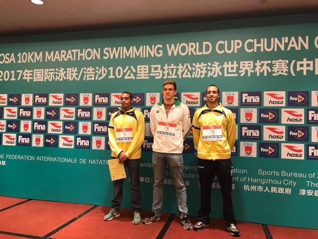 BLOG: Brasil detonou na Copa do Mundo da China e faz 4 das 6 medalhas