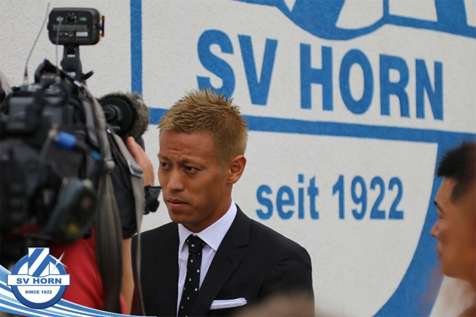 BLOG: Empresa de Honda comprou time na 3ª Div. Austríaca - meta é Champions League