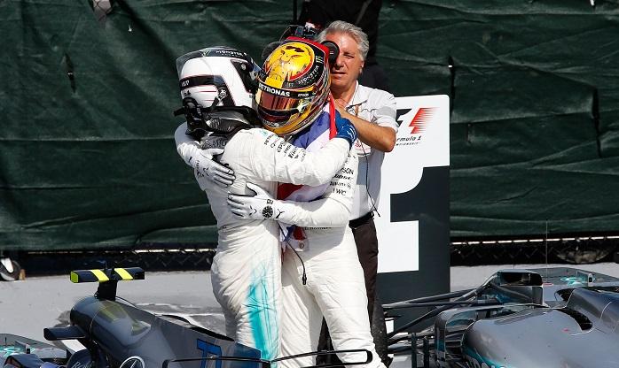 BLOG: Hamilton, um GP quase perfeito