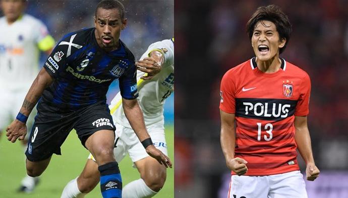 BLOG: Copa Levain: Com goleadas, Gamba e Urawa avançam para semifinais