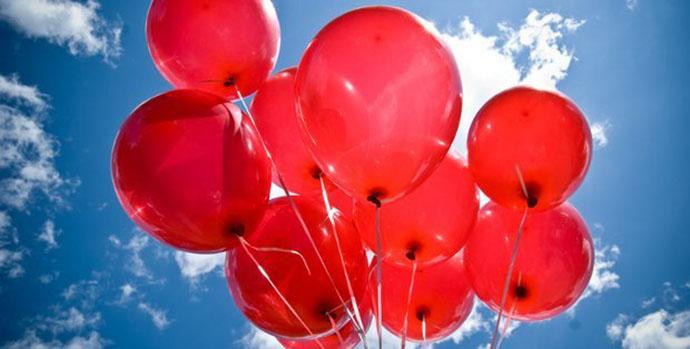 BLOG: Festa dos balões