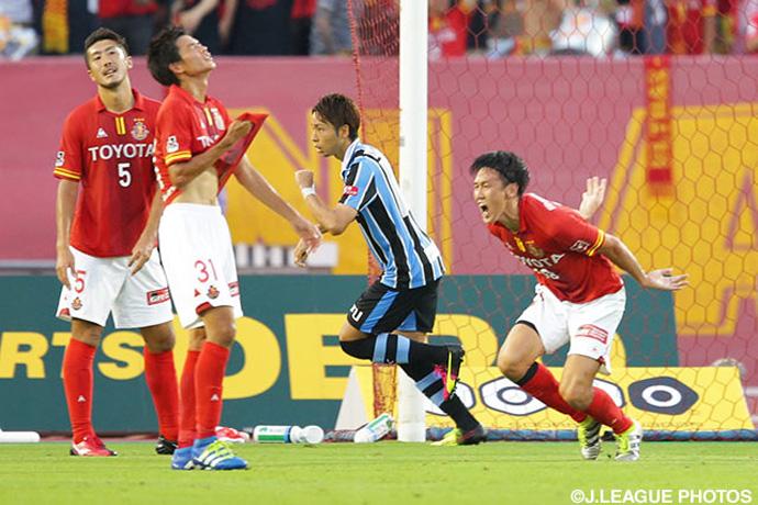 BLOG: Frontale continua jogando o melhor futebol do Japão e deixa Nagoya no Z3