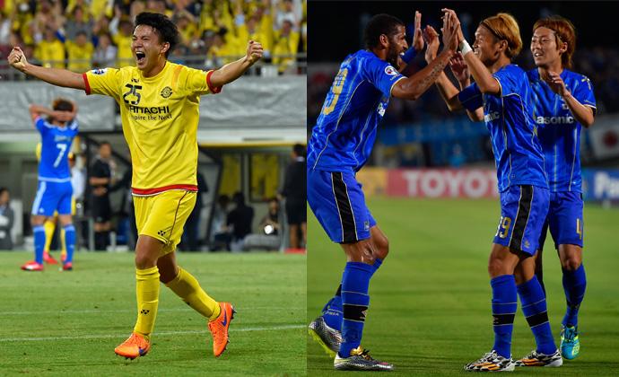BLOG: ACL: Kashiwa Reysol e Gamba Osaka confirmam classificação para quartas