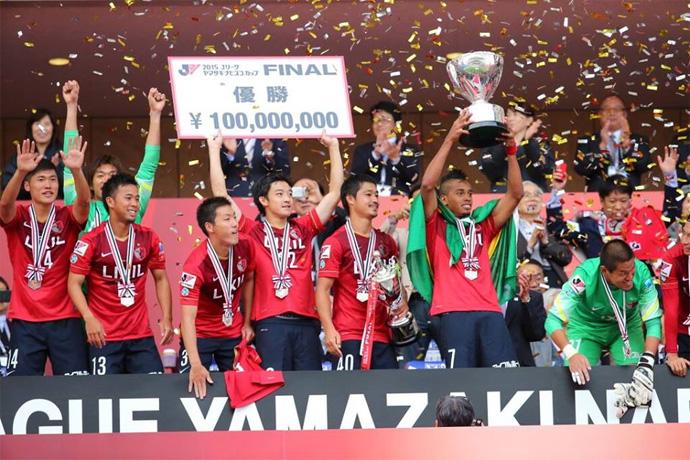 BLOG: 3x0 e foi pouco - Kashima Antlers atropela Gamba Osaka e conquista Copa Nabisco