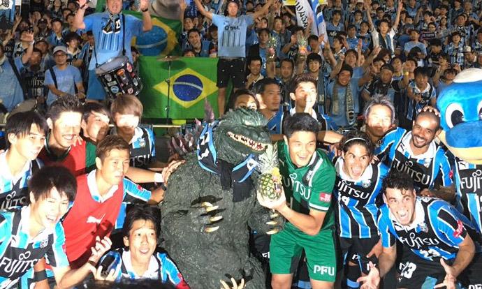 BLOG: 'Godzilla Frontale' derruba Tóquio; Urawa vence revanche contra Kashima