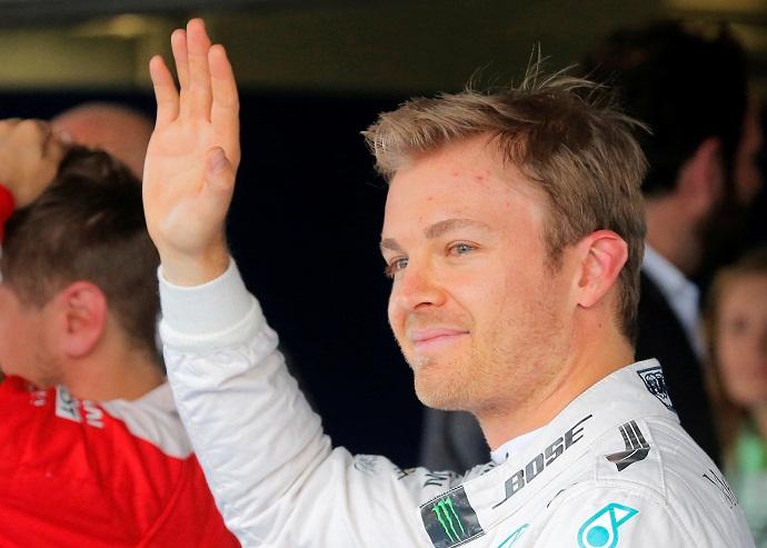 BLOG: Rosberg, pole sem derramar suor