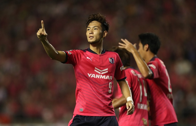 BLOG: Cerezo Osaka é o símbolo da ascensão do futebol reativo na J-League
