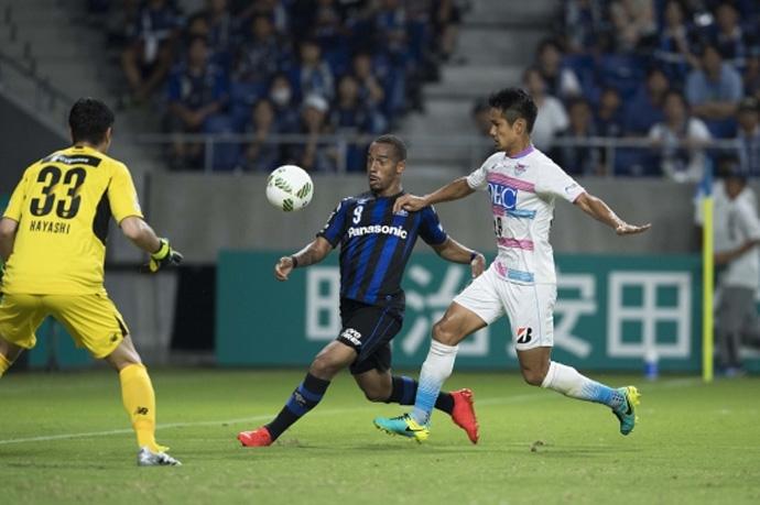 BLOG: Gamba Osaka vence e Ademilson mostra como fazer drible da foca terminar em gol