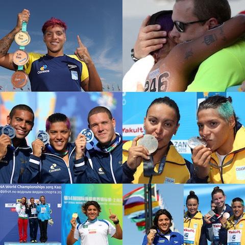 BLOG: 10 medalhas em Mundiais, Orgulho do Brasil!
