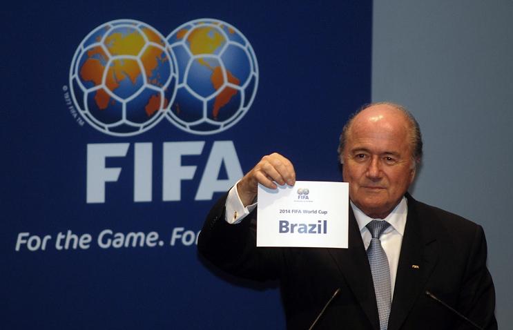 BLOG: PUNIÇÃO DA FIFA ATINGE O FUTEBOL BRASILEIRO E NÃO A CBF