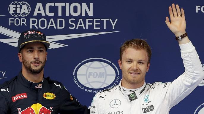 BLOG: Rosberg, pole e sorriso aberto na China