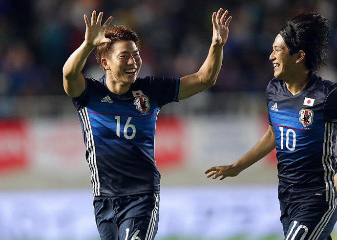 BLOG: Rumo ao Arsenal, Asano brilha na seleção olímpica e Japão goleia África do Sul
