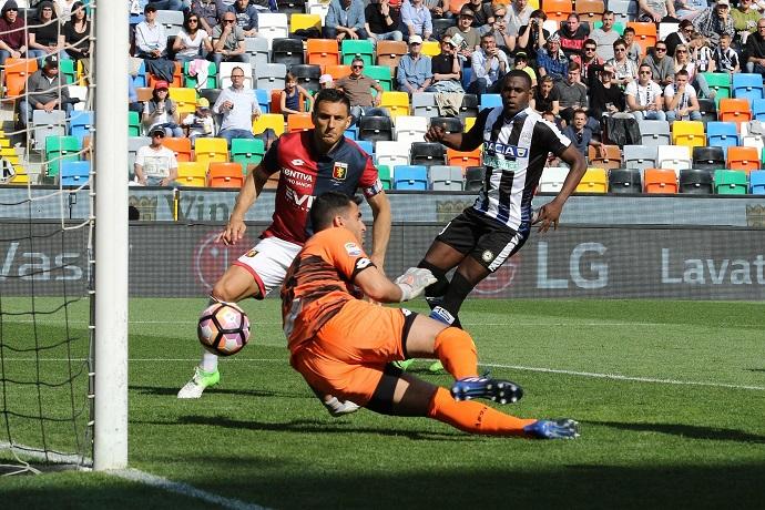 BLOG: VÍDEO: Goleiro Rubinho engole frango e sofre gol olímpico em derrota do Genoa