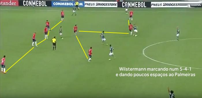 BLOG: A suada vitória do Palmeiras e o mito da facilidade contra pequenos na Libertadores