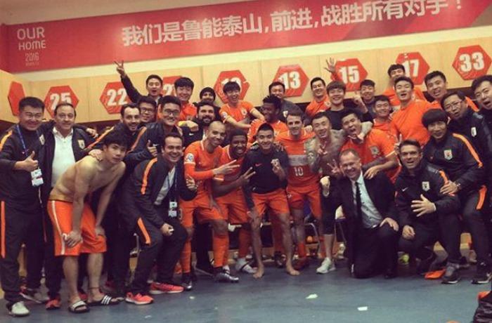 BLOG: Champions da Ásia: Shandong vence com gol de Tardelli, e Adriano brilha pelo Seoul