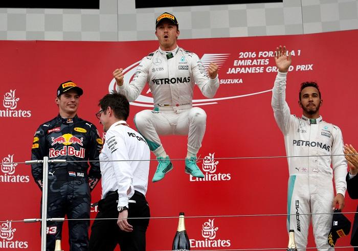 BLOG: Rosberg vive sua Oktoberfest