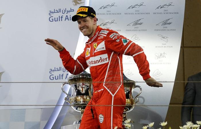 BLOG: Vettel e Ferrari, vitória da perfeição